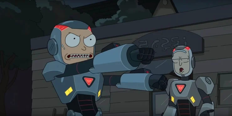 Rick And Morty's 5 Greatest Movie Parodies