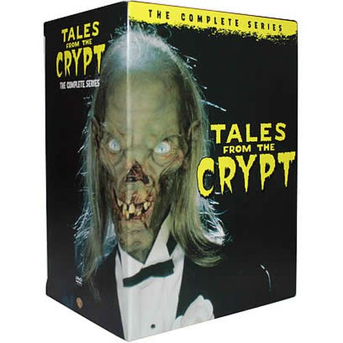 Halloween Dvd Box Set.Tales From The Crypt Complete Series Dvd Au