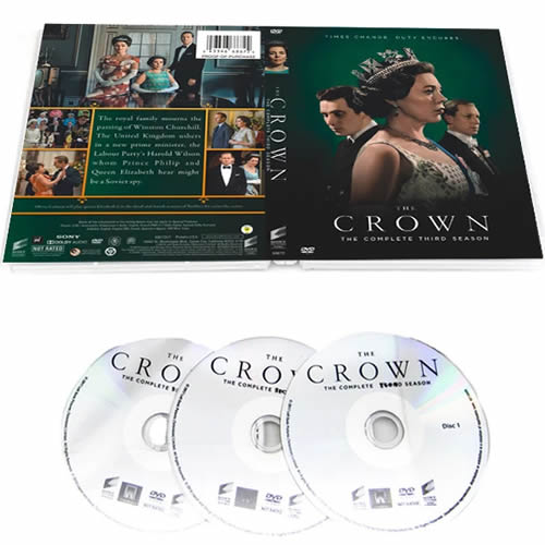 Buy The Crown Season 3 Dvd Australia Dvd Online Shop