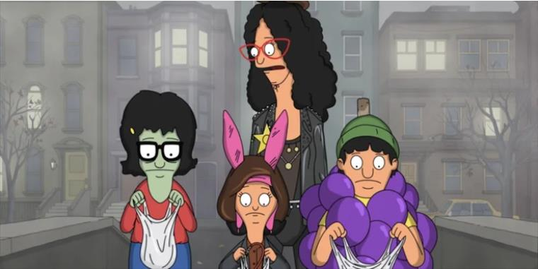 Every Bob's Burgers Halloween Episode