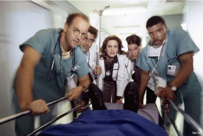 ER: One of the Incredibly Expensive TV Shows To Make
