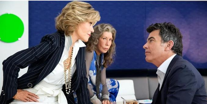 Grace & Frankie: 5 Reasons Grace And Nick Work (& 5 Reasons They Don't)