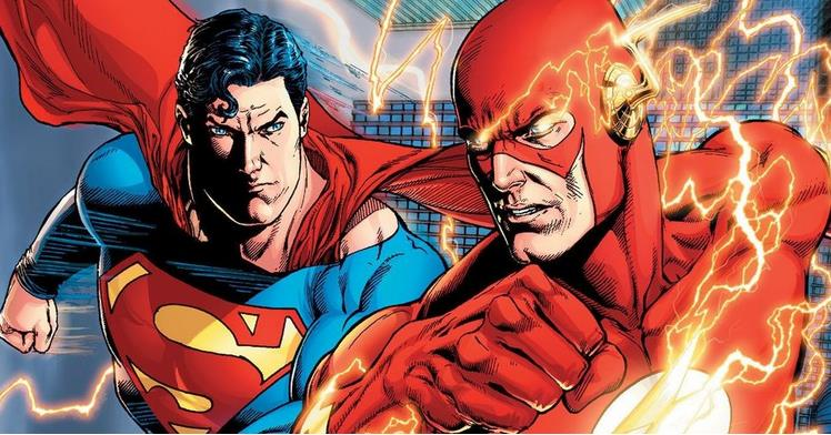 The Flash Explains The REAL Reason Superman is Faster