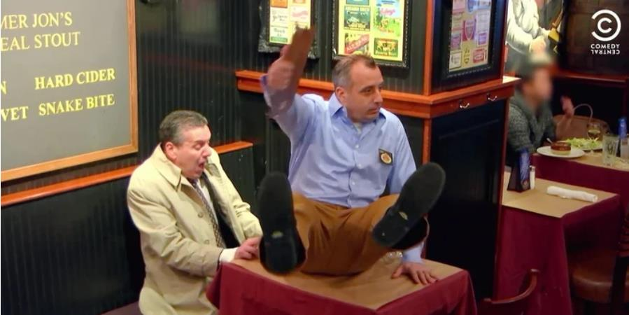 Impractical Jokers: 10 Funniest Punishments On The Show, Ranked