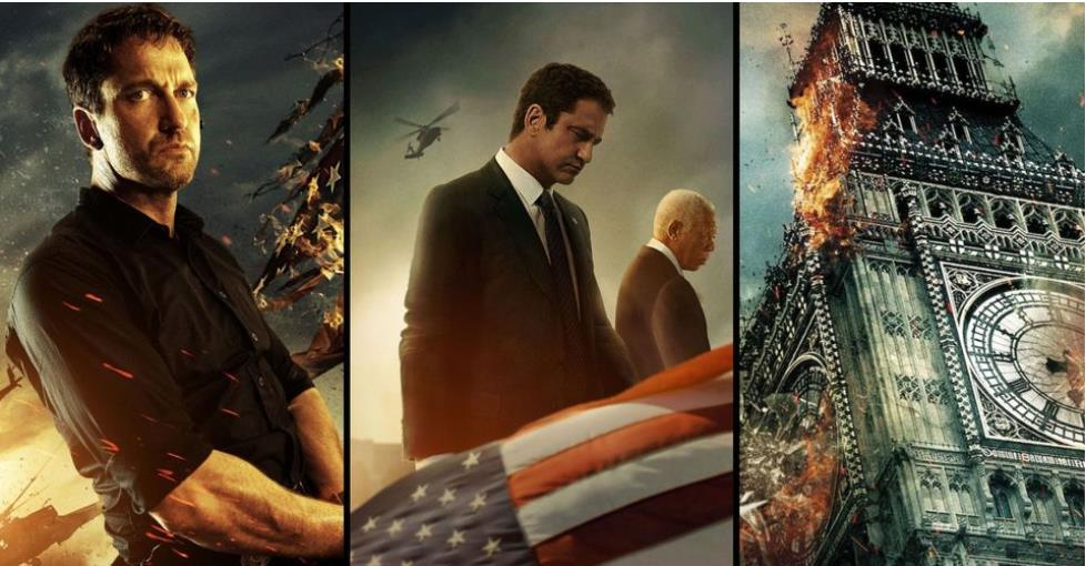 Has Fallen: All Three Movies Ranked Worst To Best