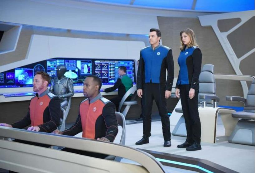 The Orville: 5 Reasons Why Ed And Kelly Should Get Back Together (& 5 Why They Shouldn't)The Orville: 5 Reasons Why Ed And Kelly Should Get Back Together (& 5 Why They Shouldn't)