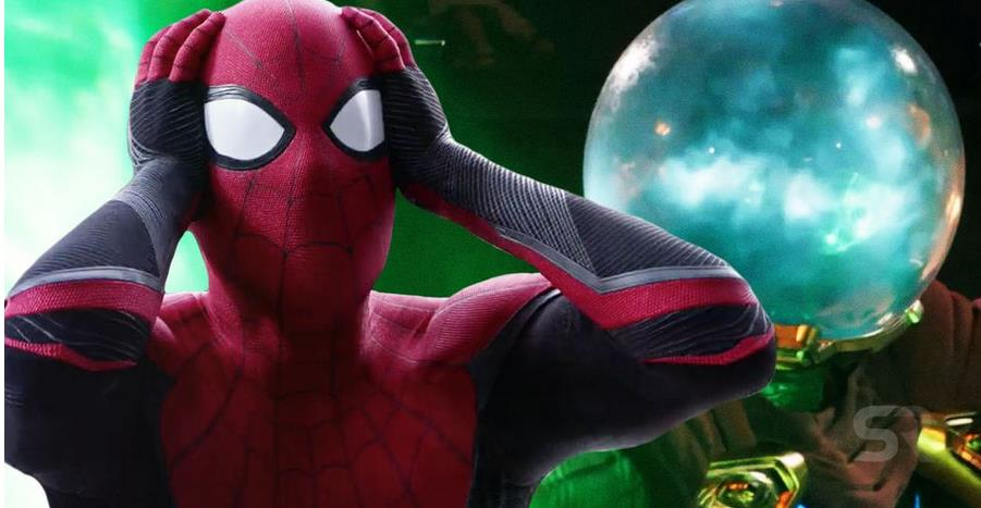 Spider-Man: Mysterio's Hydro-Man Illusion Is A Far From Home Plot Hole