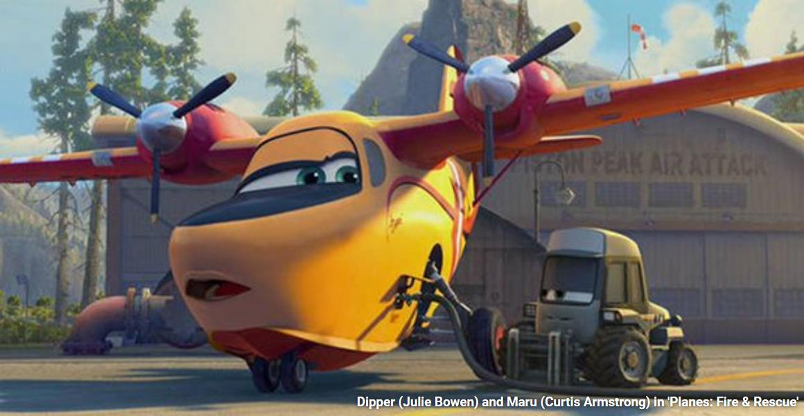 'Planes: Fire & Rescue' Review