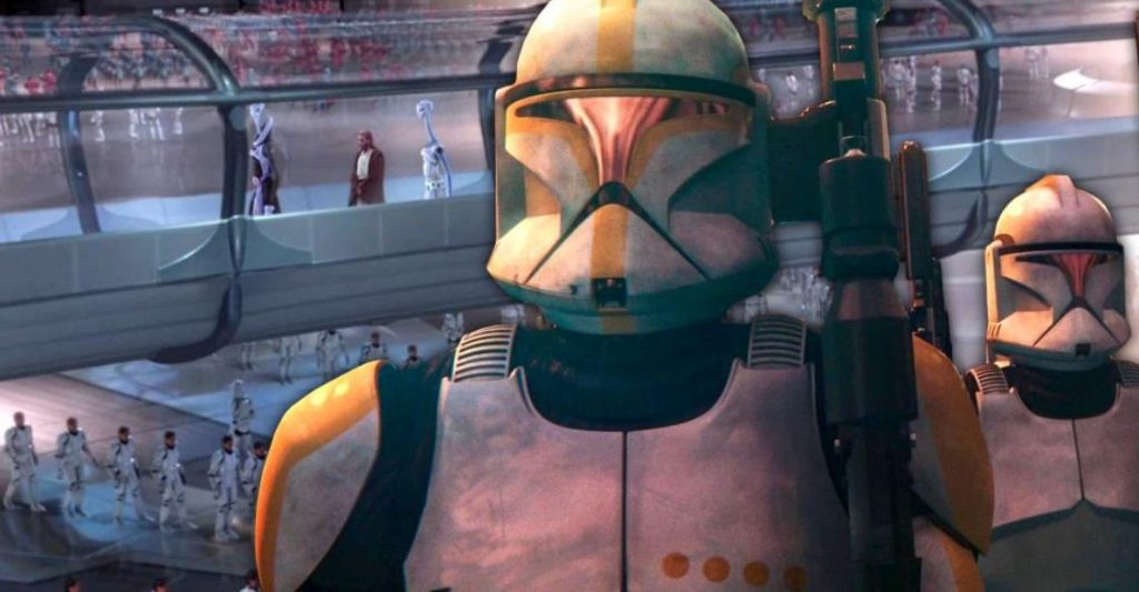 Star Wars: How Many Clone Troopers Were Made