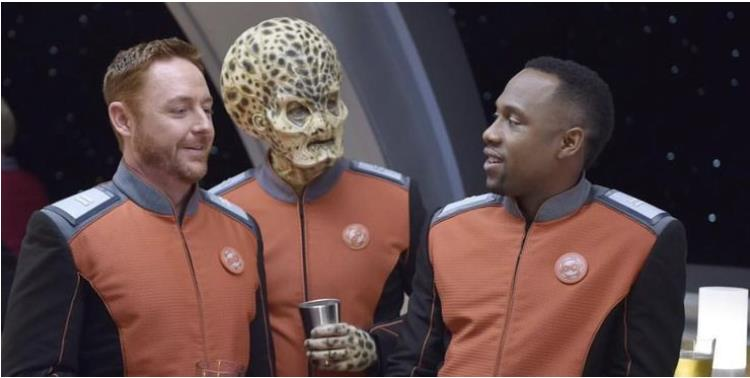 The Orville: 5 Ways It's A Great Parody (& 5 Ways It's Actually AThe Orville: 5 Ways It's A Great Parody (& 5 Ways It's Actually A Good Sci-Fi Series) Good Sci-Fi Series)
