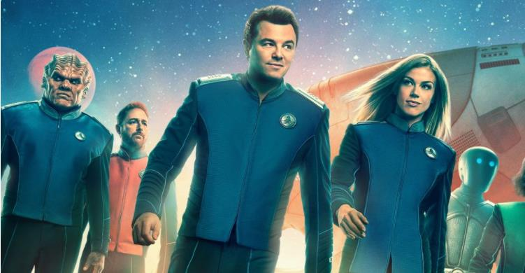 The Orville: 5 Ways It's A Great Parody (& 5 Ways It's Actually A Good Sci-Fi Series)