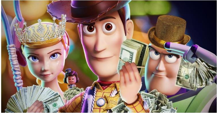 Toy Story 4 Passes $1 Billion At Worldwide Box Office