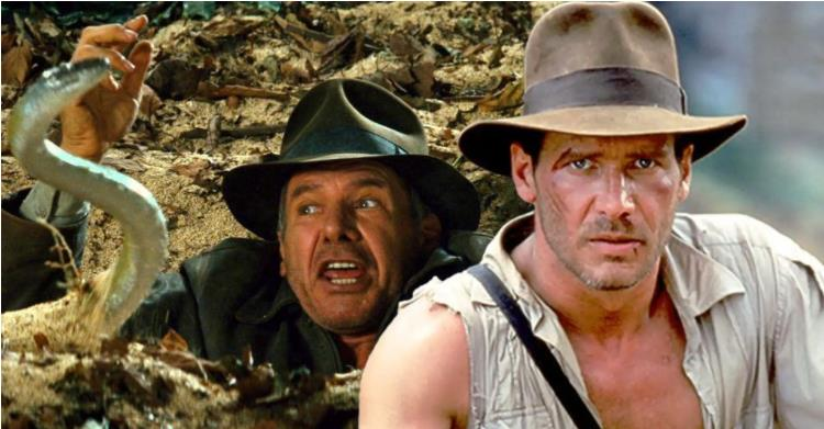 Why Indiana Jones Is So Afraid Of Snakes