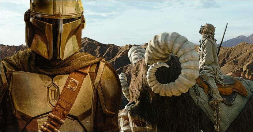 The Mandalorian Season 2 LOOKS So Much Better Than Season 1