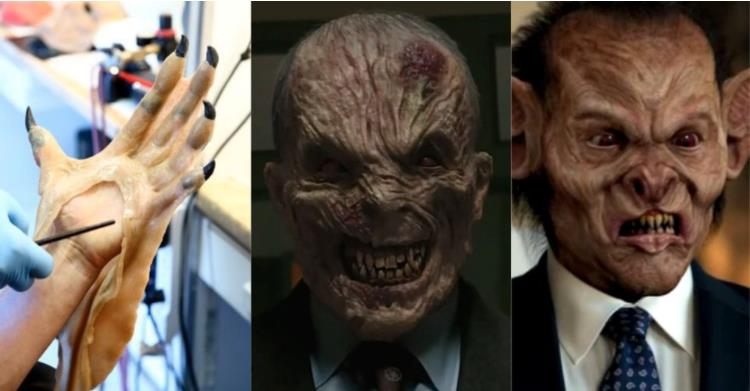 Grimm: 10 Cool Facts About The Wesen Costumes