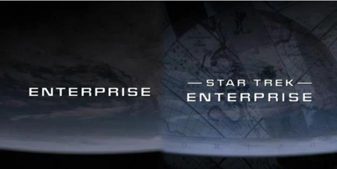 """""""Why Enterprise Wasn't Called Star Trek For The First Two Seasons """""""